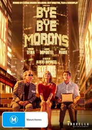Bye Bye Morons | DVD