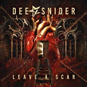 Leave A Scar | CD