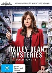 Hailey Dean Mysteries - Collection 1-3 | DVD