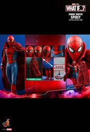 """What If - Zombie Hunter Spider-Man 1:6 Scale 12"""" Action Figure 