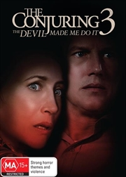 Conjuring 3 - The Devil Made Me Do It, The | DVD