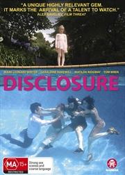 Disclosure   DVD