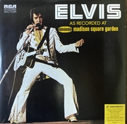Elvis: As Recorded At Madison Square Garden   Vinyl