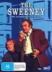 Sweeney - Ultimate Collection, The | DVD