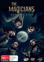 Magicians - Season 5, The | DVD