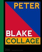 Peter Blake: Collage   Hardback Book