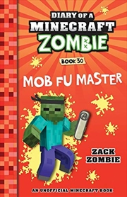 Mob Fu Master | Paperback Book