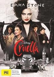 Cruella | DVD