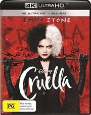 Cruella | Blu-ray + UHD | UHD