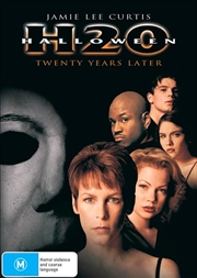 Halloween H2O - 20 Years Later | DVD