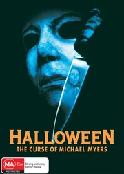 Halloween VI - The Curse Of Michael Myers | DVD