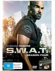 S.W.A.T. - Season 4 | DVD