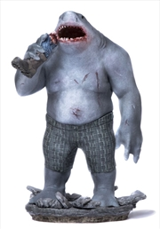 The Suicide Squad - King Shark 1:10 Scale Statue | Merchandise
