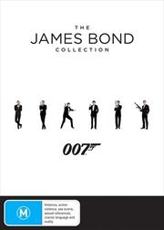James Bond | Collection - Inc Spectre | DVD