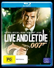 Live And Let Die | Blu-ray