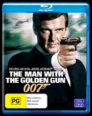 Man With The Golden Gun, The | Blu-ray