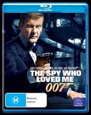 Spy Who Loved Me, The | Blu-ray