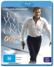 For Your Eyes Only | Blu-ray