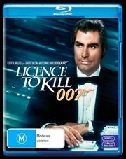 Licence To Kill | Blu-ray