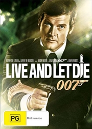 Live And Let Die | DVD