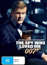 Spy Who Loved Me, The | DVD