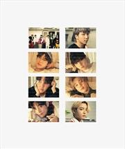 BTS - BEST POSTCARD SET ORANGE | Merchandise