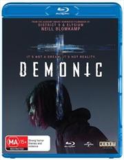 Demonic | Blu-ray