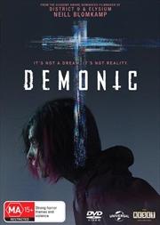 Demonic | DVD
