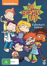 Rugrats - All Grown Up | Collector's Edition | DVD