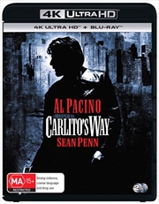 Carlito's Way | Blu-ray + UHD | UHD