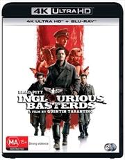 Inglourious Basterds | Blu-ray + UHD | UHD