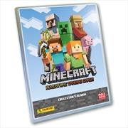 Minecraft Adventure Trading Card Starter Pack | Merchandise