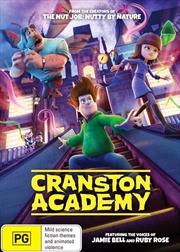 Cranston Academy - Monster Zone | DVD
