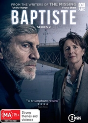 Baptiste - Season 2 | DVD