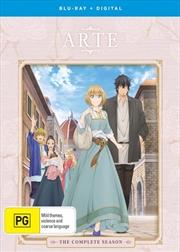 Arte - Season 1 | Blu-ray
