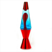 Red/Red/Blue Metallic Diamond Motion Lamp   Accessories