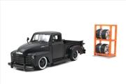 Just Trucks - Chevy Pick Up 1953 Black 1:24 Scale Diecast Vehicle   Merchandise