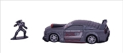 Iron Man - Ford Mustang with War Machine 1:32 Scale Hollywood Ride | Merchandise