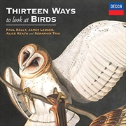 Thirteen Ways to Look at Birds   Vinyl