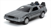Back to the Future - Time Machine Free Rolling 1:32 Scale Hollywood Ride | Merchandise