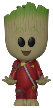 Guardians of the Galaxy: Vol. 2 - Little Groot (with chase) Vinyl Soda | Pop Vinyl