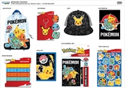 Pokemon Retail Showbag | Merchandise