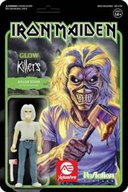 Killer Eddie - Figure Wave 1 GLOW | Merchandise