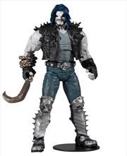 "DC Comics - Lobo 7"" Action Figure   Merchandise"