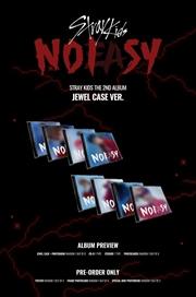 Noeasy - 2nd Full Album  (RANDOM VERSION) | CD