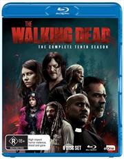 Walking Dead - Season 10, The | Blu-ray