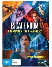 Escape Room - Tournament Of Champions | DVD