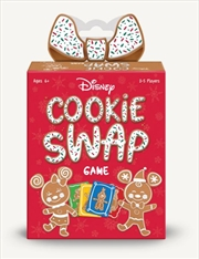 Disney - Cookie Swap Card Game | Merchandise
