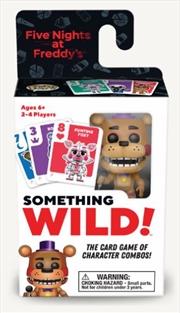Five Nights At Freddy's - Freddy Fazbear Something Wild Game | Merchandise