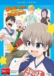 Uzaki-Chan Wants To Hang Out! - Season 1 | Blu-ray